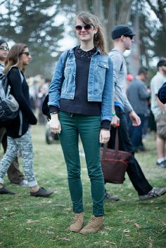 festival style at outside lands shot by calivintage