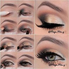 Lovely Goldie – Awesome Makeup Tutorial