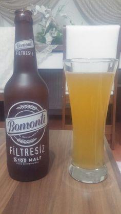 Bomonti Filtresiz Beer 101, Beers Of The World, Beer Packaging, Beer Bottle, Drinks, Eat, Glass, Travel, Culture