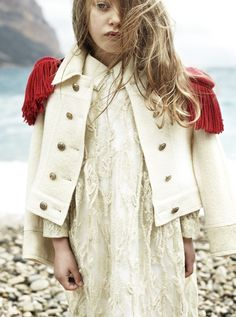 Photography by Dani Brubaker, styling by Julie Vianey for Collezioni summer 2012