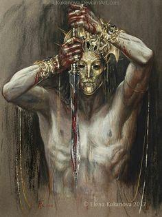 El Templo de Melkor 2 by EKukanova   Deviant Art