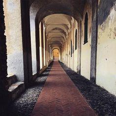 Prospettive Logge di Santa Chiara