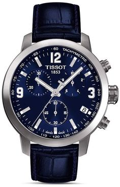 Discover a large selection of Tissot PRC 200 watches on - the worldwide marketplace for luxury watches. Compare all Tissot PRC 200 watches ✓ Buy safely & securely ✓ Best Watches For Men, Luxury Watches For Men, Cool Watches, Popular Watches, Army Watches, Sport Watches, Rolex, Tissot Prc 200, Tissot Mens Watch
