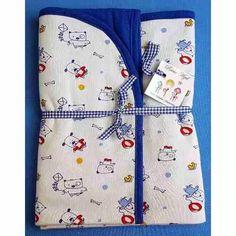 Mantas Recibidoras De Algodón Doble Para Bebés - Geniales -   180 167116a64cc