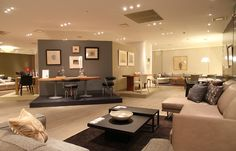 Cassina ixc. Osaka Shop Renewal open at August/29/2014 the most comfortable interior shop in the world.