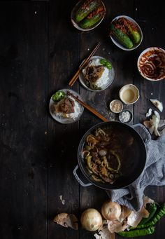 Korean soy-braised beef (jangjorim)