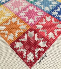 Just Cross Stitch, Cross Stitch Borders, Cross Stitch Flowers, Cross Stitch Charts, Cross Stitch Designs, Cross Stitching, Cross Stitch Embroidery, Embroidery Patterns, Hand Embroidery