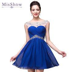 5b0b76a7b 9 imágenes populares de vestido azul electrico