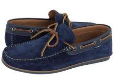 mokasini mple blue mens summer shoes kastor
