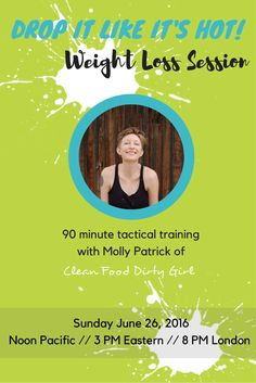 Already eating healthy but you're not dropping to your ideal weight? Learn why and how right here. It won't be intimidating nor complicated. Promise.