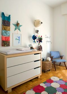 quarto simple and fofo