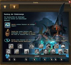 Events in Drakensang Online sind sehr beliebt. Gnome, Events, Train, Most Popular, Cards, Tips