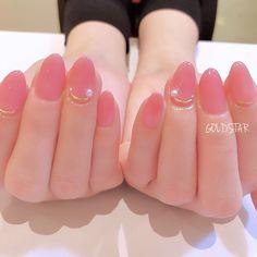 Pastel Pink Nails, Soft Nails, Nail Manicure, Gel Nails, Nail Polish, Stylish Nails, Trendy Nail Art, Gorgeous Nails, Pretty Nails