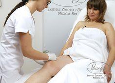 Mezoterapia lekarska. Leczenie cellulitu.