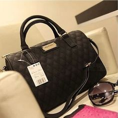 Aliexpress.com : Buy Special offer !MM 2013 high quality fashion brand ladies handbag, Messenger handbag mango Black Plaid Bucket Handbag from Reliable Handbags suppliers on Lovely Mall $15.99