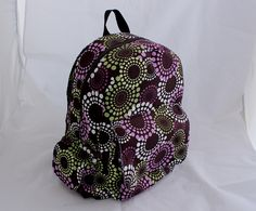 Dawn to Dusk Backpack FREE Bag Pattern from Chris W Designs {Sewing #34}
