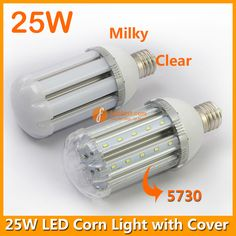 Frosted 25W LED Corn Light