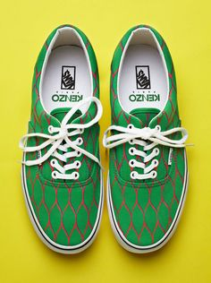 0a0dbaff61 Kenzo collaborates with Vans to launch a customised line of men s and  women s skater shoes for