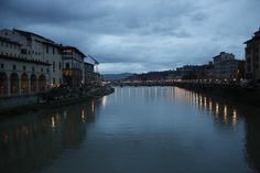 Florence: Clouds