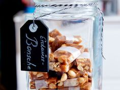 Unser beliebtes Rezept für Erdnussbonsche und mehr als 55.000 weitere kostenlose Rezepte auf LECKER.de.