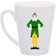 Hey, I found this really awesome Etsy listing at https://www.etsy.com/listing/163319509/buddy-the-elf-coffee-mug-elf-movie