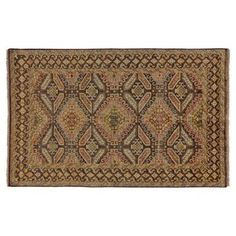 Check out this item at One Kings Lane! Wren Rug, Brown