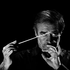 The charismatic conductor of the @London Symphony Orchestra Valery Gergiev     #conductor #classical #orchestra    © Joachim Ladefoged / VII