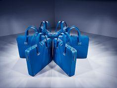 ダンヒルより色鮮やかなレザーコレクション「ボードンブライト」登場 - ブリーフケースや財布など