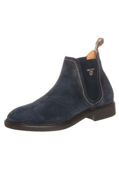 Gant LYDIA Ankle boots dark blue