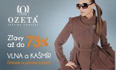 Zľavy do výšky 73%. Využite výhodnú akciu a príďte si vybrať z ponuky pánskych a dámskych zimných kabátov. Pri nákupe nad 99 € vernostná karta OZETA so zľavou 10% ZADARMO.        Zľavu ponúka: zlavadna.sk      Kategória: Tovar      Zľava: 73 %      Cena: 9.9 Eur      Kúpene: 1498 krát
