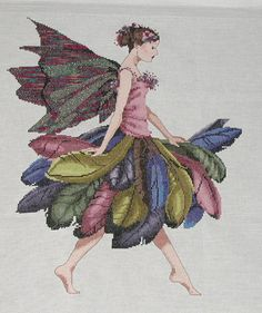 feather fairy mirabilia