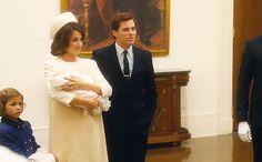James Marsden as John F. Kennedy! Minka Kelly as Jackie! The...