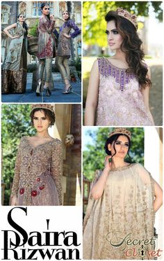 Saira Rizwan is blowing up as the hot new go to bridal designer in Lahore and this latest shoot shows just why she is on the list of designer to watch out for at the next PFDC Bridal Week this fall…