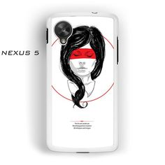 Whispers and Tongue for Nexus 4/Nexus 5 phonecases