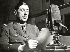 Charles De Gaulle: Gold and the US Dollar By Global Research News Global Research, June 2014 Region: Europe Theme: Global Economy Gandalf, French Resistance, Famous Speeches, French Government, Historia Universal, Gaulle, National History, Free In French, French History