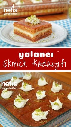 (with video) Yummy Recipes - Paleo Rezepte Yummy Recipes, Sweet Recipes, Yummy Food, Yummy Yummy, Dessert Simple, Oreo Dessert, How To Make Bread, Food To Make, Eclair Cake Recipes