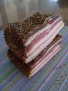 J'aime beaucoup ces choses l& . Charcuterie, Filet Migon, Foie Gras, Smoking Meat, Pork Belly, Carne, Tapas, Appetizers, Food And Drink