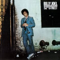 For some reason ideas flow out of me when I listen to 1970s Billy Joel on vinyl.