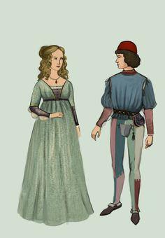 Florence 1470 .:3:. by Tadarida on DeviantArt