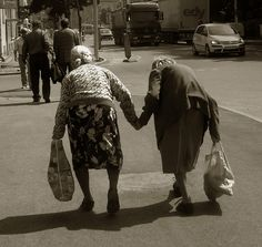 """Las Hermanas/The Sisters"" 