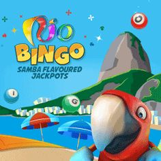 Play For FREE Today At Rio Bingo! Join The All New Rio Bingo Via The Link Below And Collect £5 For Free To Play Real Games For Real Money With A Deposit Option Of A Huge 500%  http://www.initto-winit.com/bingo/rio-bingo/ Good luck in your games www.initto-winit.com