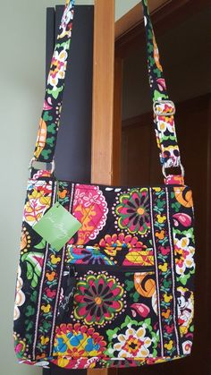 f5b9c37f1123 Vera Bradley Disney Midnight Mickey Hipster - NWT-  75 Disney Retail.  Fiyahwurkz Empire Inc · Designer Women Bags