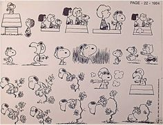 """Peanuts"" by Bill Melendez* • Blog/Info 
