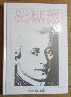 Amadeus Mozart im Film und Co. Amadeus Mozart, Ebay, Film