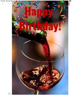 Happy Birthday wine - Happy Birthday Funny - Funny Birthday meme - - Happy Birthday wine The post Happy Birthday wine appeared first on Gag Dad. Happy Birthday Drinks, Happy Birthday Disney, Happy Birthday Wishes Photos, Happy Birthday Man, Happy Birthday Celebration, Birthday Wishes Messages, Happy Birthday Flower, Birthday Blessings, Happy Birthday Greetings