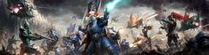 ArtStation - Warhammer 40K: Conquest, Darren Tan