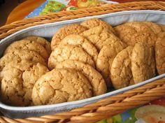 Hafer-Ingwer-Cookies