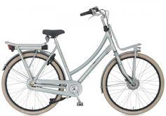 CORTINA U5 Ecomo Holland E-Bike, azur blau