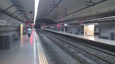 The Barcelona Metro