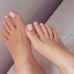 Angels foot fetish